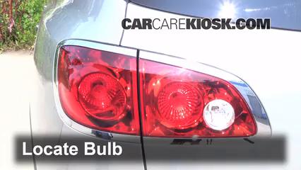 Buick Enclave Cxl L V Flights Revl Part on Buick Enclave Light Bulbs