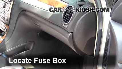 Fuse Interior Part on 2007 Buick Lacrosse Cxl Ecm