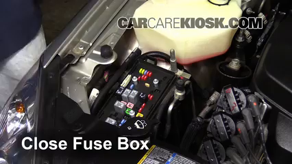 blown fuse check 2006 2011 buick lucerne 2008 buick lucerne cxl 3 8l v6. Black Bedroom Furniture Sets. Home Design Ideas