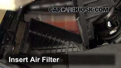 Cadillac Escalade L V Fair Filter Engine Part