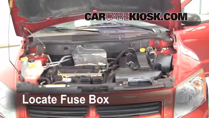 dodge caliber fuse box dodge wiring diagrams online