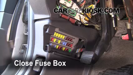 interior fuse box location 2006 2014 honda ridgeline. Black Bedroom Furniture Sets. Home Design Ideas
