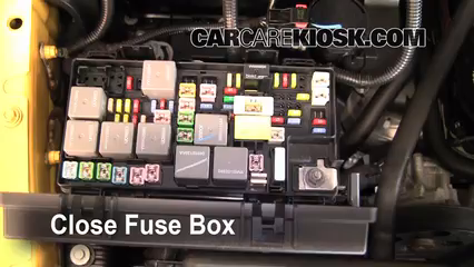 Replace a Fuse 2007 2016 Jeep Wrangler 2008 Jeep