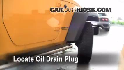 oil filter change jeep wrangler 2007 2016 2008 jeep wrangler unlimited rubicon 3 8l v6. Black Bedroom Furniture Sets. Home Design Ideas