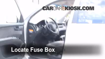 Interior    Fuse       Box    Location  20052010    Kia       Sportage     2008