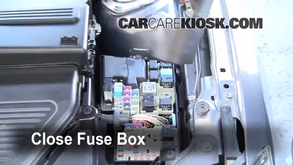 mazda 3 fuse box location mazda cx9 fuse box location blown fuse check 2004-2009 mazda 3 - 2008 mazda 3 s 2.3l 4 ...