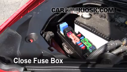 blown fuse check 2003-2009 nissan 350z - 2008 nissan 350z ... 2008 350z fuse box location