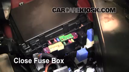 fuse box for nissan rogue fuse box for 2010 nissan versa #11