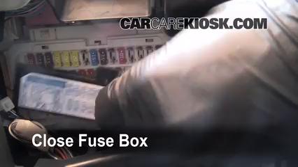 2008 scion xd interior fuse box interior fuse box location: 2008-2014 scion xd - 2008 ...