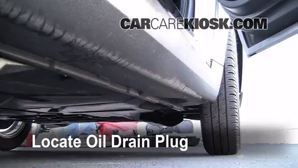 How to change oil on 2009 smart car 14