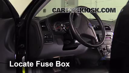 interior fuse box location 2001 2007 volvo v70 2001 volvo v70 interior fuse box location 2001 2007 volvo v70