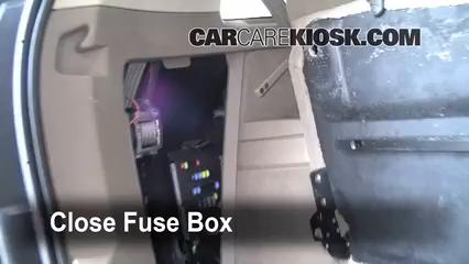 Interior Fuse Box Location: 2003-2014 Volvo XC90 - 2008 Volvo XC90 ...
