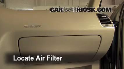 Hepa Ac Filter >> 2007-2014 Audi Q7 Cabin Air Filter Check - 2009 Audi Q7 ...