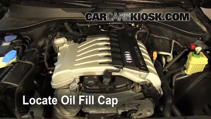 how to fix an oil leak cae