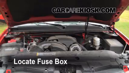 blown fuse check 2007 2013 chevrolet avalanche 2009 chevrolet locate engine fuse box and remove cover
