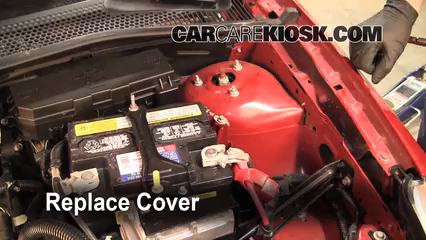 How To Jumpstart A 2008 2011 Ford Focus 2009 Ford Focus