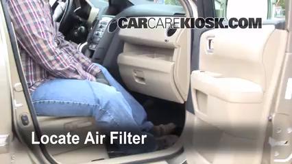 Cabin filter replacement honda pilot 2009 2015 2009 for 2009 honda odyssey cabin air filter