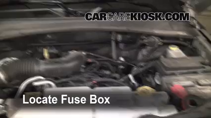 Replace a fuse 2008 2012 jeep liberty 2009 jeep liberty for 2009 jeep liberty cabin air filter location