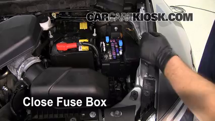 Blown Fuse Check 2007 2015 Mazda CX 9 2009 Mazda CX 9