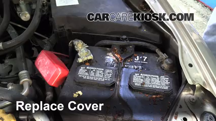 Service manual [How To Disconnect Battery On A 2002 Subaru ...