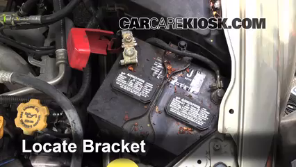 Battery Replacement 2005 2009 Subaru Outback 2009