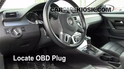 Engine Light Is On: 2009-2016 Volkswagen CC - What to Do - 2009 Volkswagen CC Luxury 2.0L 4 Cyl ...