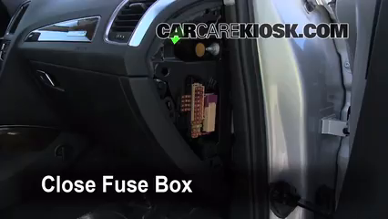 audi q5 fuse box location audi q5 fuse box diagram