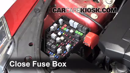 Fuse Box On 2008 Cadillac Cts Wiring Diagrams