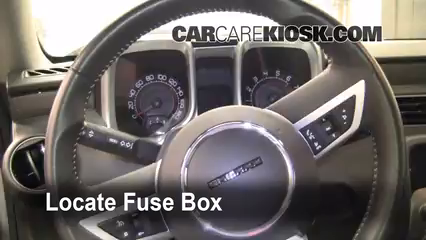 chevy camaro fuse box diagram interior fuse box location 2010 2013 chevrolet camaro 2010 interior fuse box location 2010 2013 chevrolet