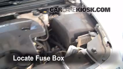 replace a fuse: 2008-2012 chevrolet malibu - 2010 ... 2010 malibu fuse box location 2010 malibu fuse box removal