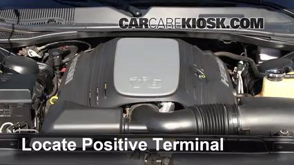 Dodge Challenger Rt L V Fbattery Locate Part on 2010 Challenger Battery Location