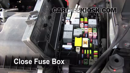 dodge journey sxt fuse box wiring diagrams online