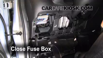 interior fuse box location: 2009-2013 honda fit - 2010 ... 2010 honda fit fuse box #11