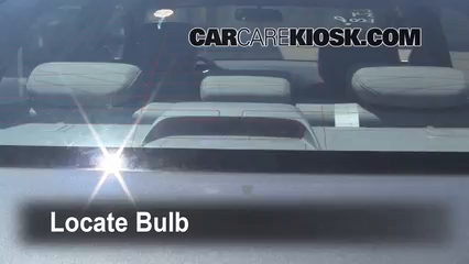 Third Brake Light Bulb Change Hyundai Elantra 2007 2012