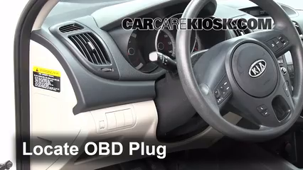 Engine Light Is On: 2010-2013 Kia Forte - What to Do ...