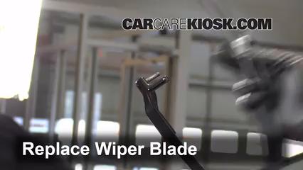 Front Wiper Blade Change Mercedes Benz E350 2010 2016