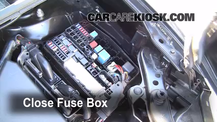 blown fuse check 2008 2015 scion xb 2010 scion xb 2 4l 4 cyl 6 replace cover secure the cover and test component