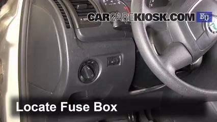 interior fuse box location: 2007-2014 skoda fabia - 2010 ... skoda fabia fuse box 2008