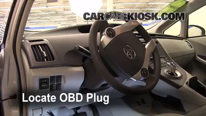 How To Reset Check Engine Light >> Engine Light Is On: 2010-2015 Toyota Prius - What to Do ...
