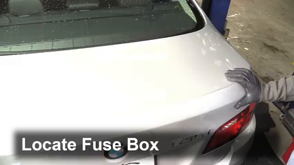 replace a fuse 2010 2016 bmw 535i 2011 bmw 535i 3 0l 6 cyl turbo