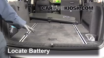 Battery Replacement 2011 2016 Bmw X3 2011 Bmw X3