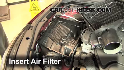 [How To Remove Engine Cover 2009 Buick Lacrosse] - Battery ...