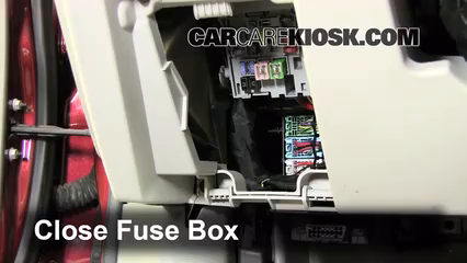 interior fuse box location 2010 2016 buick lacrosse. Black Bedroom Furniture Sets. Home Design Ideas