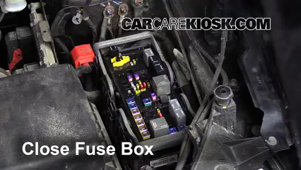 Replace a Fuse 2009 2016 Dodge Journey 2011 Dodge