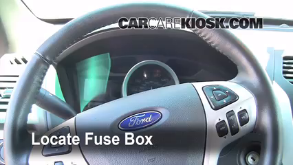 explorer fuse box interior fuse box location 2011 2016 ford explorer 2011 ford interior fuse box location 2011 2016