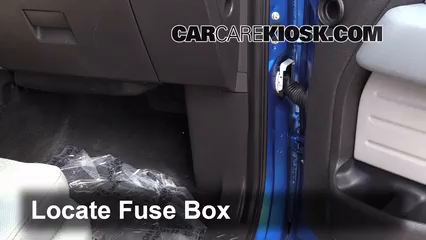 interior fuse box location 2009 2014 ford f 150 2011 ford f 150 Ford Fuse Box interior fuse box location 2009 2014 ford f 150 2011 ford f 150 xlt 3 5l v6 turbo crew cab pickup ford fuse box diagram