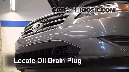 Oil & Filter Change Ford Taurus 2010 2015 2011 Ford