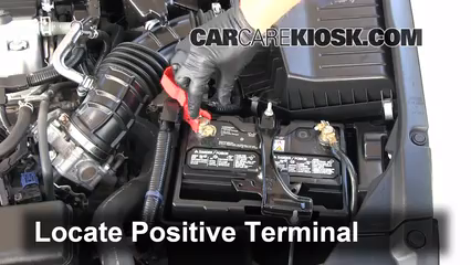 How To Jumpstart A 2008 2012 Honda Accord 2011 Honda