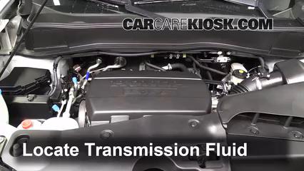 Transmission fluid leak fix 2009 2015 honda pilot 2011 for 2009 honda pilot motor oil type