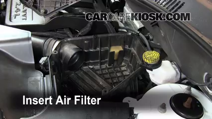 jeep compass fuel filter location air filter how-to: 2011-2016 jeep compass - 2011 jeep ...